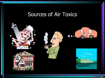 Health Effects of Air Toxics 