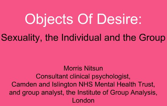 Objects Of Desire