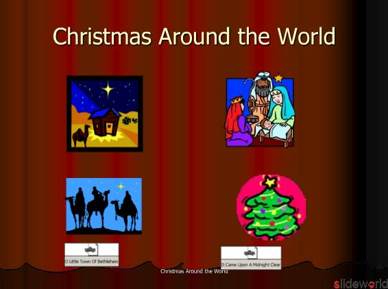 Christmas Around the World 