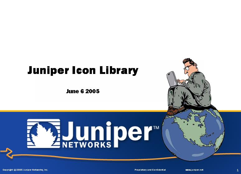 Juniper Icon Library