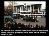 Obamas historic day II