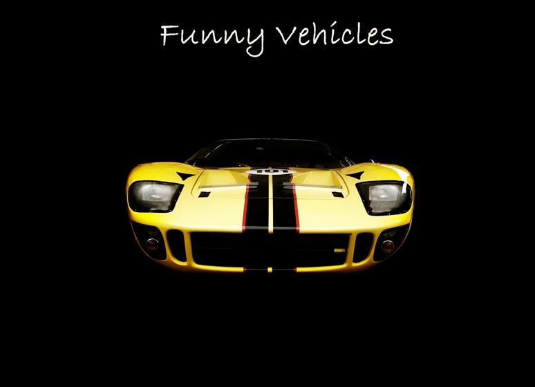 Funny Vehicles