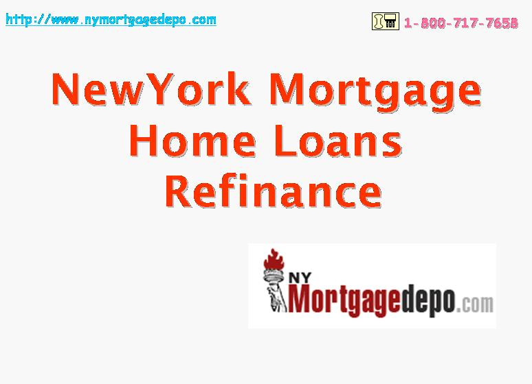 new york home loans-mortgage loans