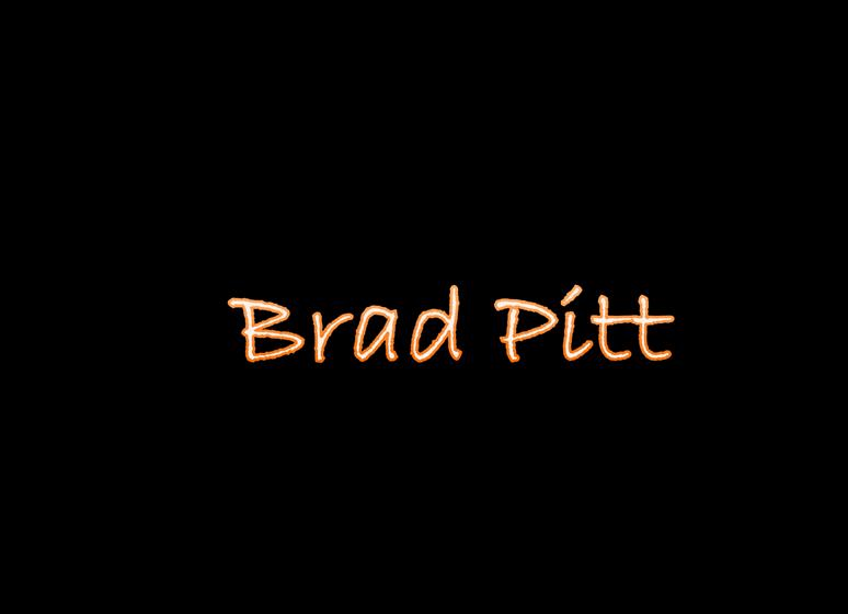 Brad Pitt-Dream boy
