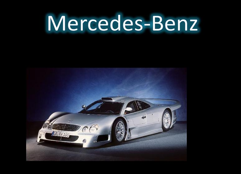 Mercedes Benz-car of the world 