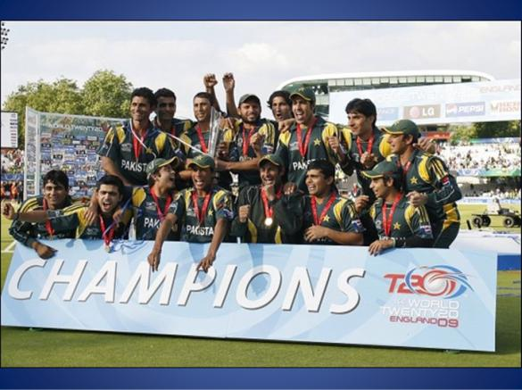Pakistan Wins T20 World Cup