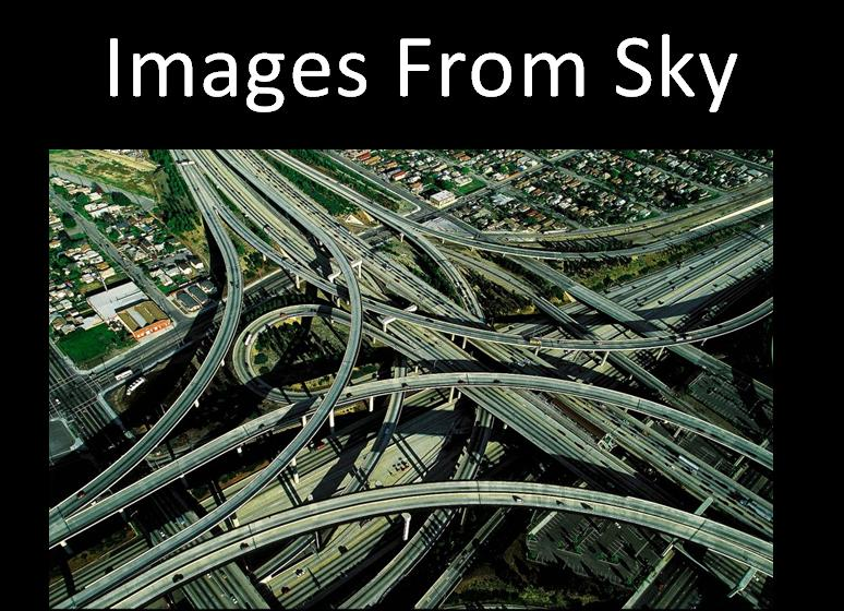 Images from Sky
