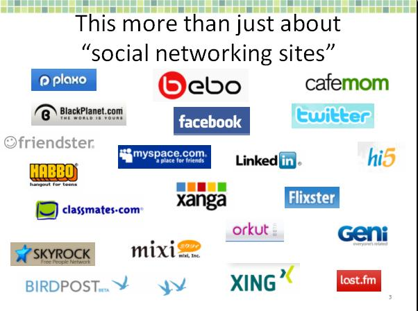 the future of social newtworking
