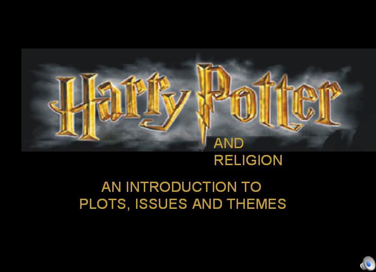 Harry Potter  The spell of fantasy