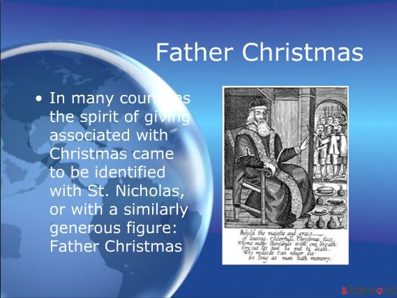 the history and science of santa