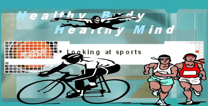 Looking at sport