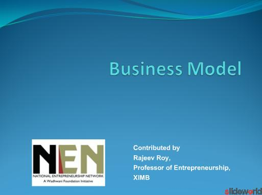 business  business model  business models  business revenue model  Revenue Sources  new business model