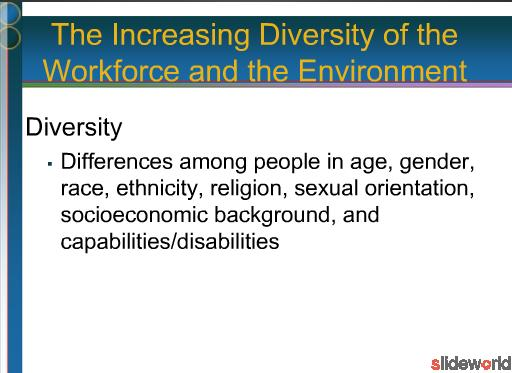 management diversity, increasing diversity, business diversity