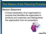 management planning, types of planning, business ppt