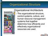 organizational structure, organizational structure ppt, business organizational structure 