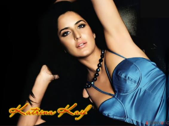 Katrina Kaif Bollywood Exotic Treasure