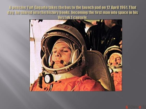 Early years of space flight