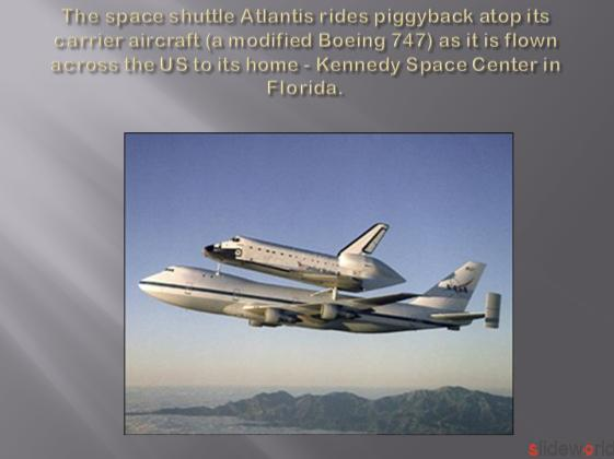 pictures of space shuttle
