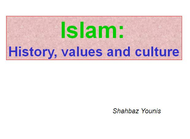 Islam and its culture