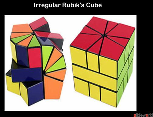 Top 10 Creative Rubiks Cubes