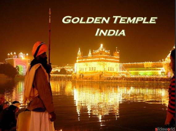 Golden Temple Of India - Amritsar