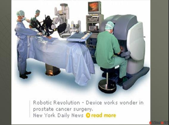 Robotics in Health care