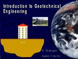 Introduction to Geotechnical Engineering powerpoint presentation