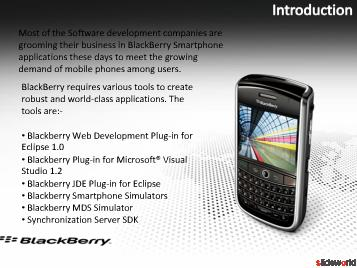 Blackberry Application Development,Blackberry Developer India,Blackberry Development Outsourcing