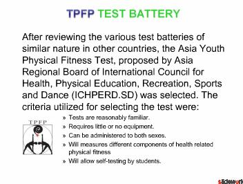 Total Physical Fitness Programme, Kerala, India