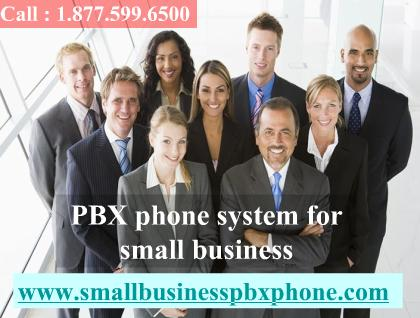 Small Business Phone Systems, Virtual PBX Business Phone Systems