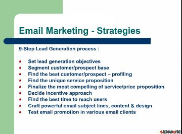 Lead Generation Tips for Software Marketers