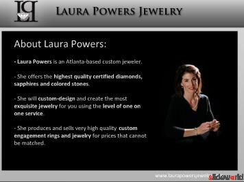 Laura Powers Jewelry - Custom Jewelry Atlanta