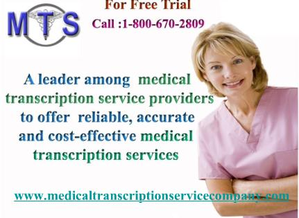 Medical Transcription Services