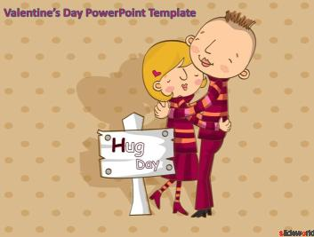 Free Valentines Day PowerPoint Template