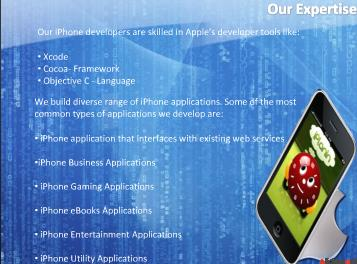 iPhone Outsourcing, iPhone Development, iPhone Software, iPhone Application, iphone Developers