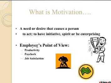 Motivation of Employee PPT(Powerpoint) Presentation  Motivation PPT for Employee  Powerpoint on  Motivational Employee   