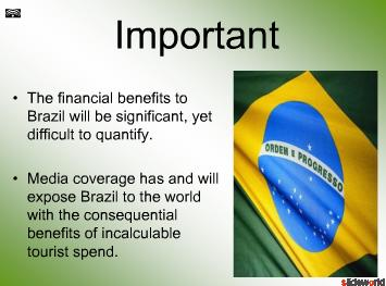 Brazil - World Cup - Business Opportunities