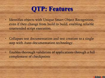 QTP Testing