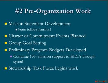 Steps To Organizing  organazing powerpoint(ppt)  Organization PPT