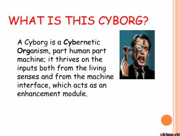 cyborg