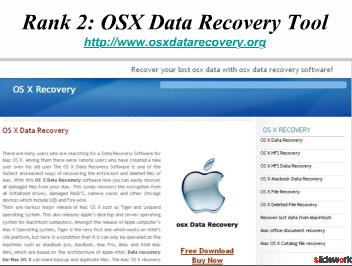 Top 5 Data Recovery Tools for Mac