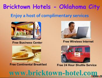 Bricktown Hotels - Oklahoma City