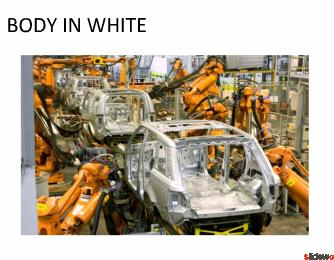 Automobile Assembly Plant Process Control