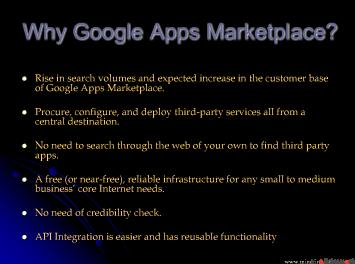 Google API Integration Service