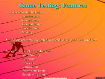 Game Testing