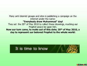 Everybody Introduce Prophet Muhammad Day