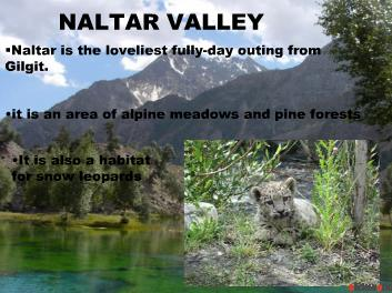 valleys of pakistan