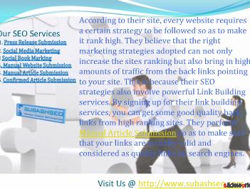 SeoService