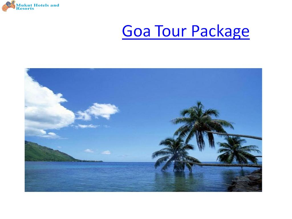 Gaurav Sharma,Budget Hotels Goa
