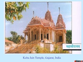 Jain Temples
